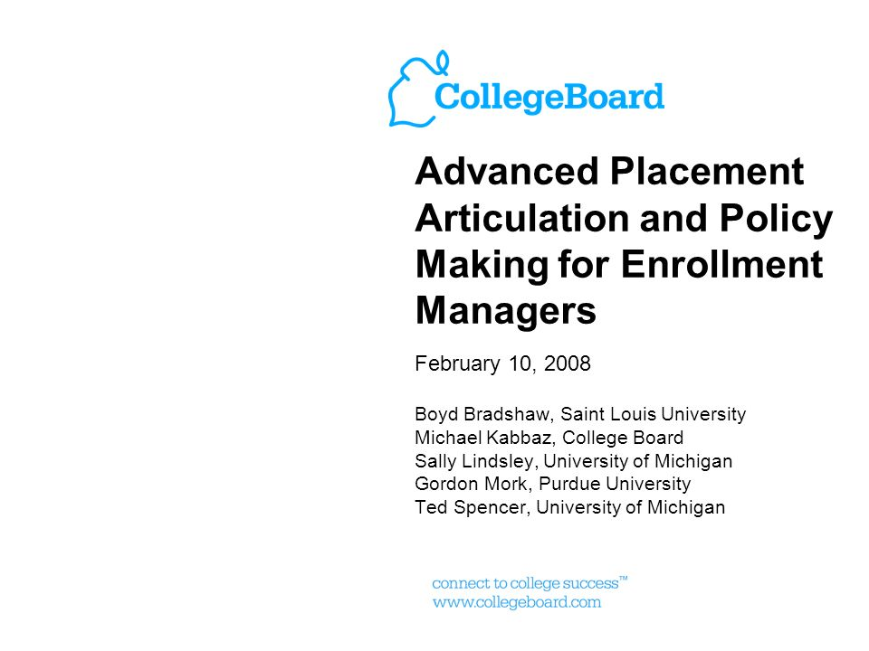 52 Course Placement: Research Two large scale studies have collected official student transcript data from numerous colleges and universities (Morgan & Ramist, 1998; Morgan & Klaric, 2007) Institutions varied by location, selectivity, and curriculum emphasis No.