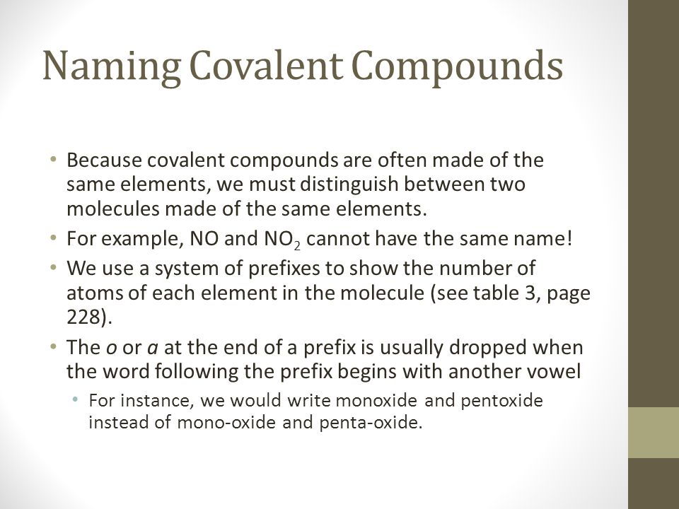 Nomenclature Ionic And Covalent Lessons Tes Teach – Mixed Ionic Covalent Compound Naming Worksheet