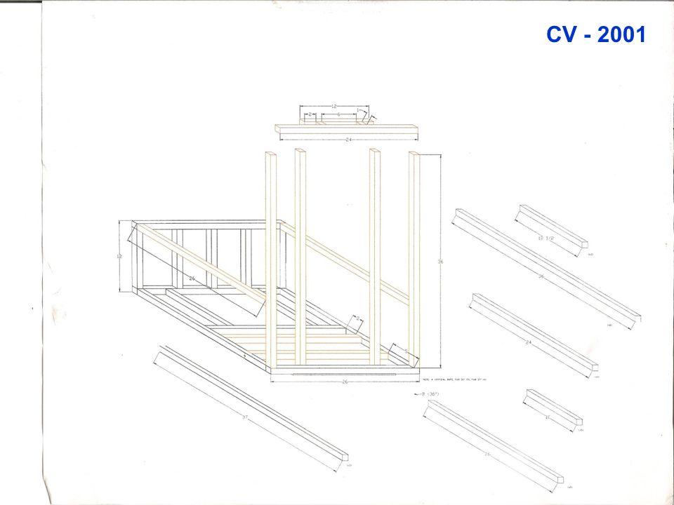CV - 2001