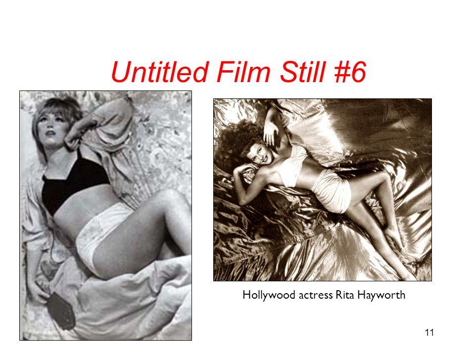 11 Untitled Film Still #6 Hollywood actress Rita Hayworth