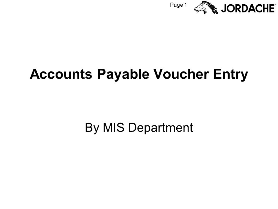 Page 12 AP Voucher Header Entry Enter the Vendor # here or click the icon to select from a list… Type in the start of the Vendor Name and hit the Enter key to search the list Double-click on a row, or single-click and click the icon