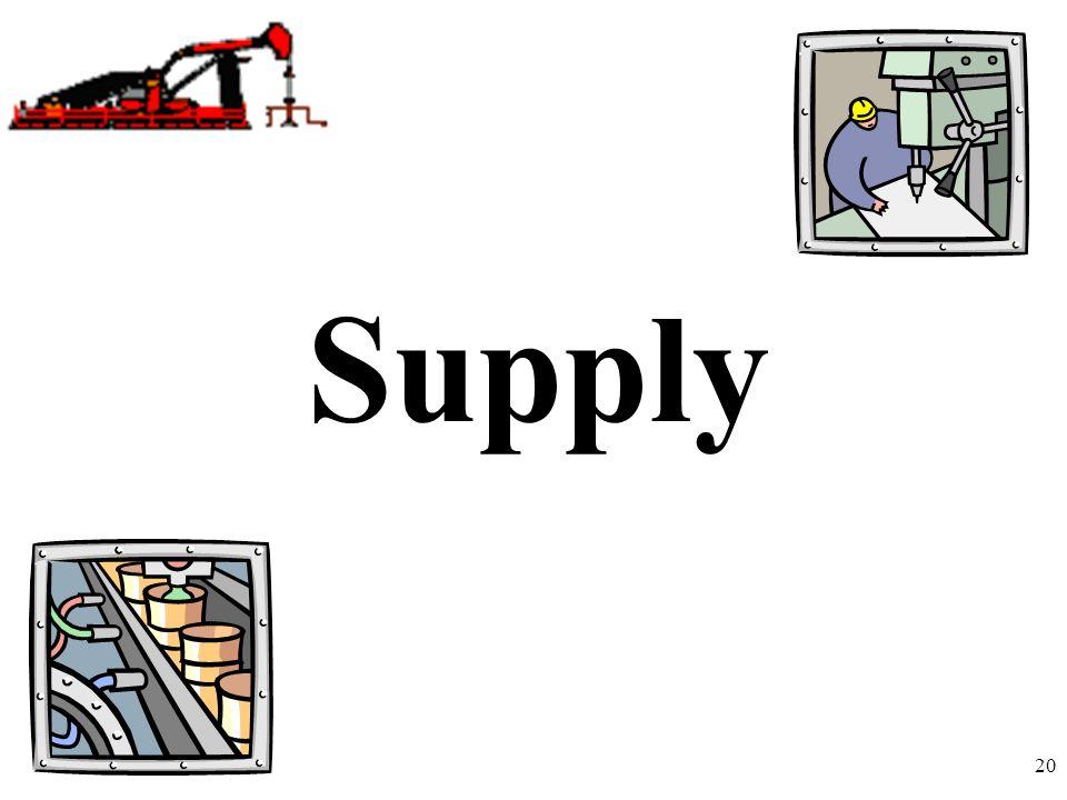 Supply 20