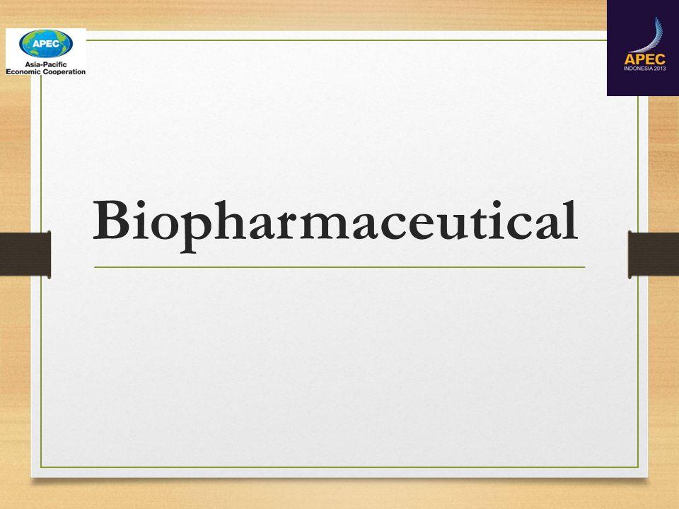 Biopharmaceutical