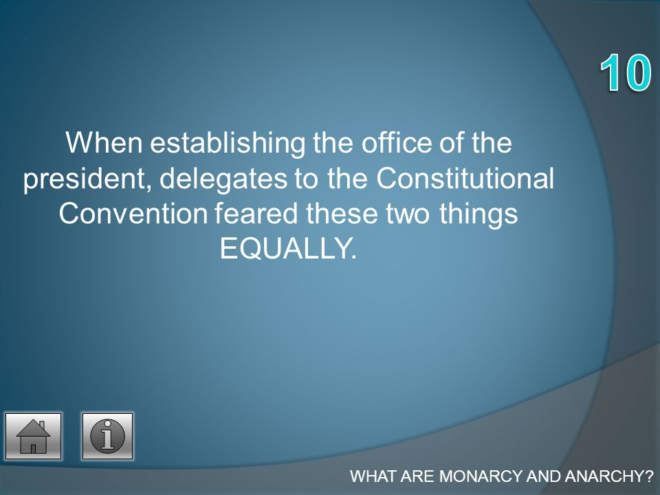 Alexander Hamilton gave a five hour speech at the Constitutional Convention calling for this kind of executive.
