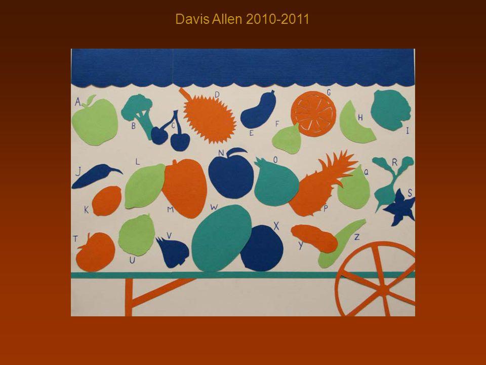 Davis Allen 2010-2011
