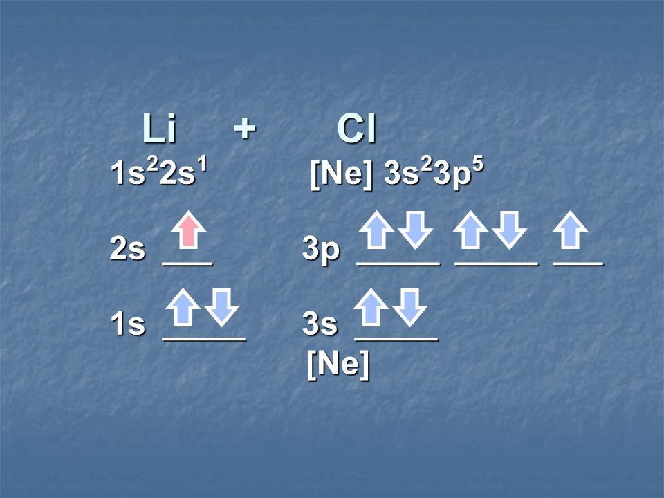 The most important requirement for the formation of a stable compound is that the atoms achieve noble gas e - configuration