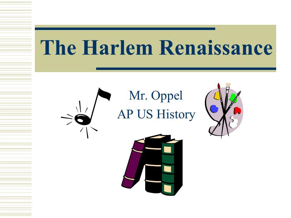 Harlem Renaissance 12