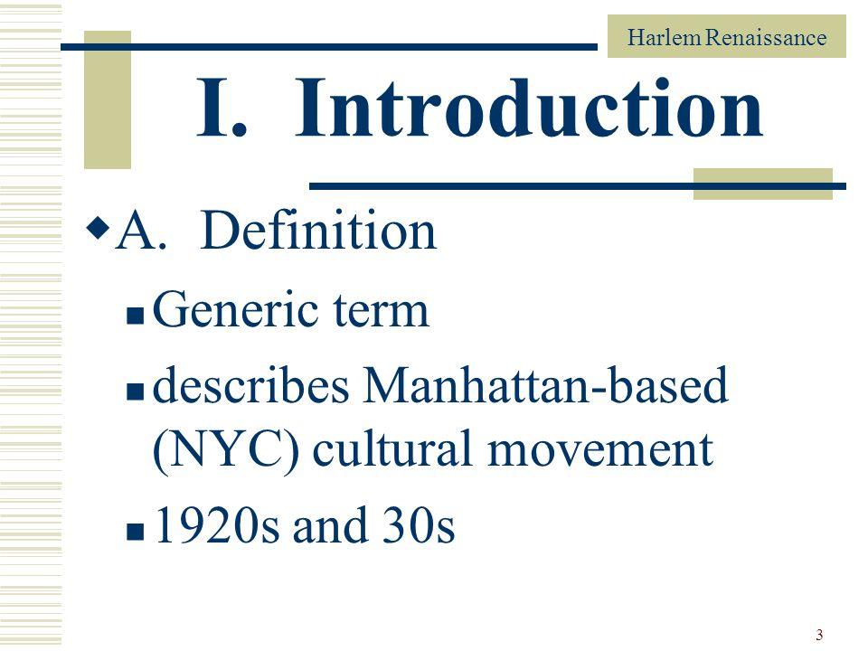 Harlem Renaissance 84 exoticism