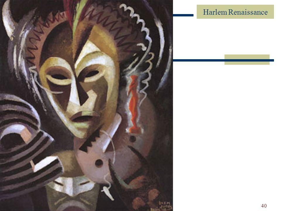 Harlem Renaissance 40