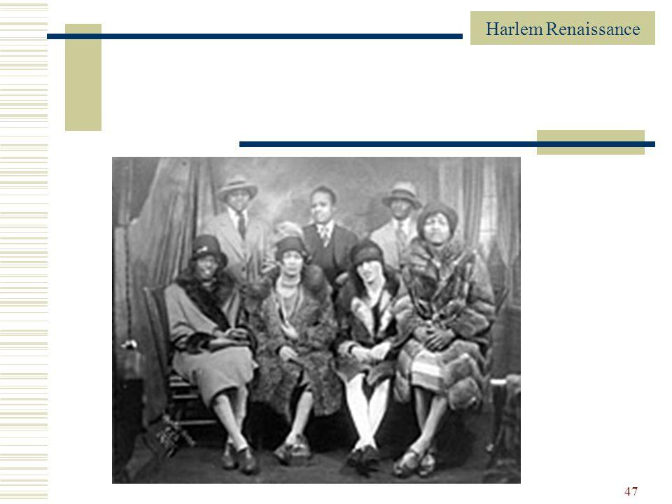 Harlem Renaissance 47