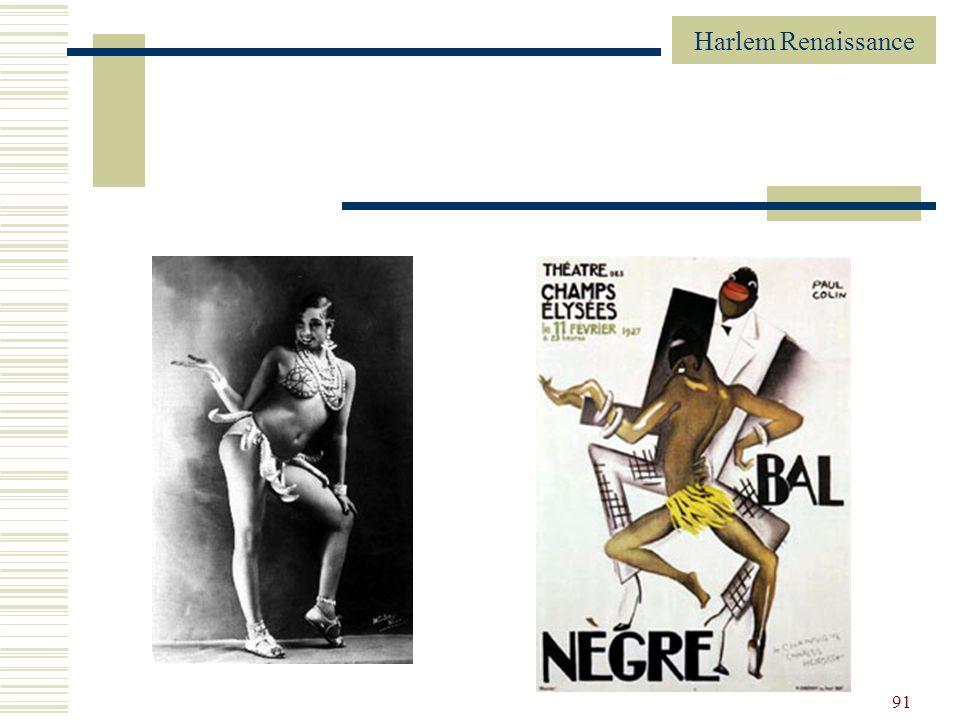 Harlem Renaissance 91