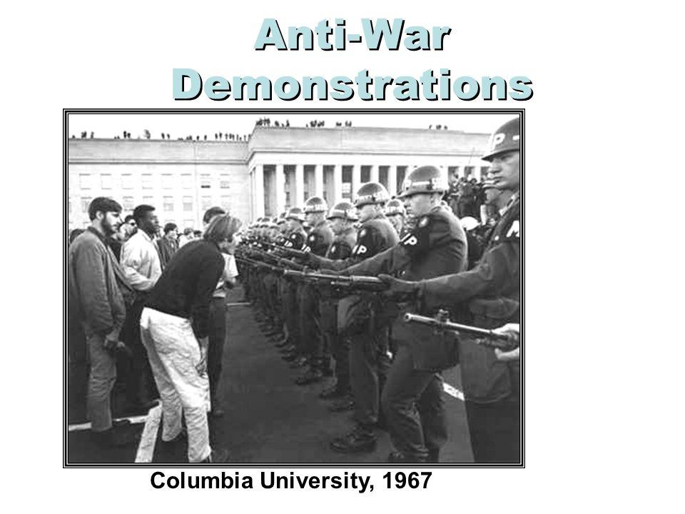 Anti-war movements