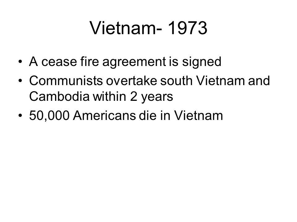 Ending Vietnam