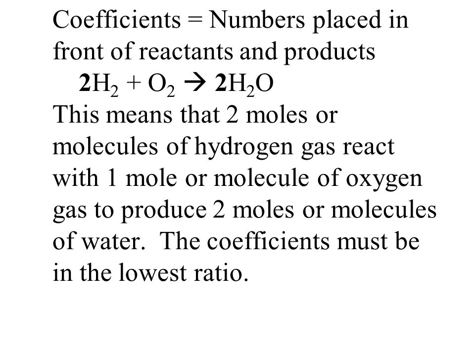 -Two nonmetals may combine to form a molecular compound. C + O 2 CO 2