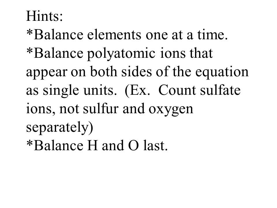 3. K 2 CO 3 + Ba(OH) 2 K 2 CO 3 + Ba(OH) 2 2KOH + BaCO 3 (s)