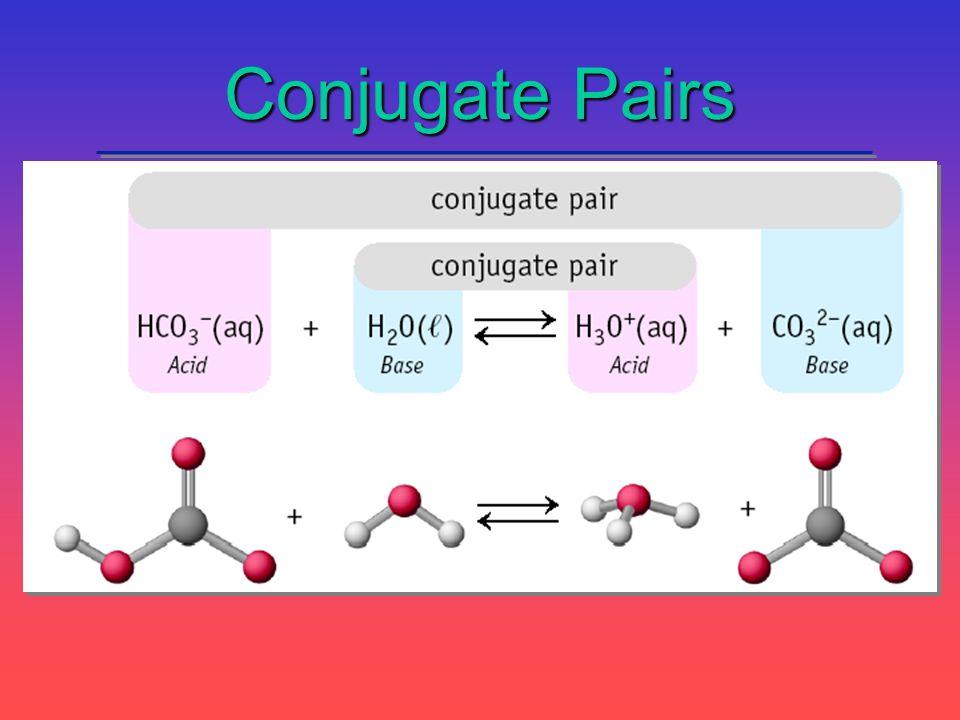Equilibria Involving Weak Acids and Bases Consider acetic acid, HC 2 H 3 O 2 (HOAc) HC 2 H 3 O 2 + H 2 O H 3 O + + C 2 H 3 O 2 - Acid Conj.