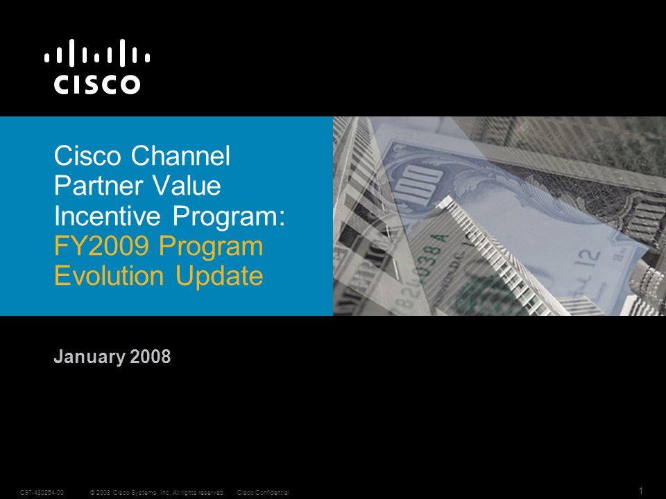 © 2008 Cisco Systems, Inc.