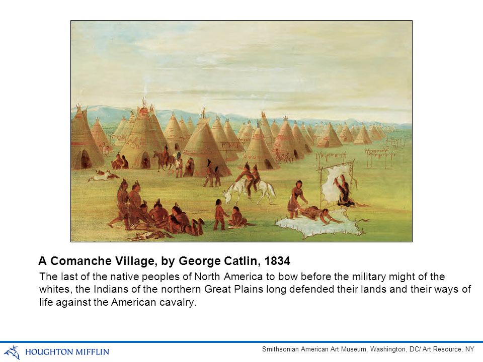 The last of the native peoples of North America to bow before the military might of the whites, the Indians of the northern Great Plains long defended their lands and their ways of life against the American cavalry.
