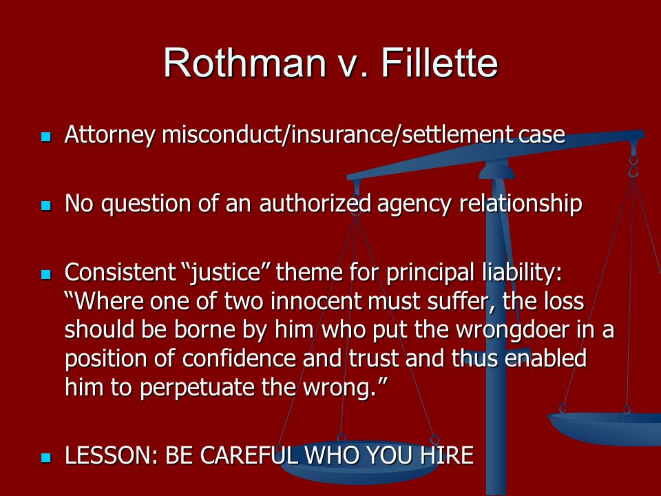 Rothman v.