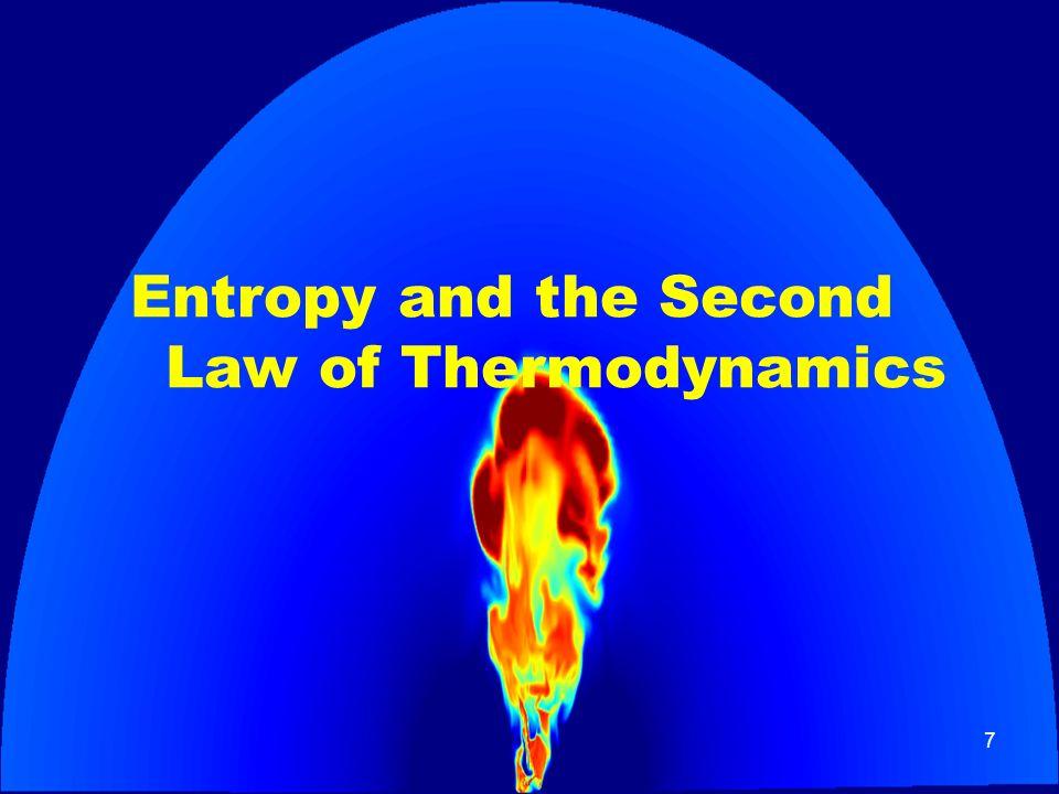 68 Entropy, the universe and free energy Spontaneous vs. Nonspontaneous Reactions