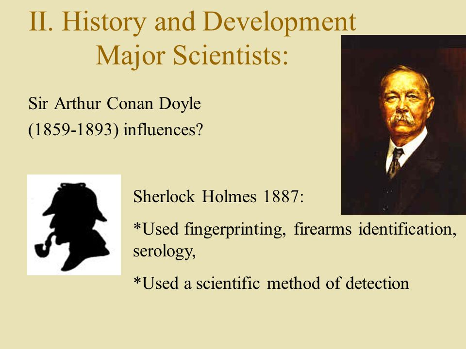 I. Introduction What is forensics Science? Use of the scientific method in the legal arena. The transfer of scientific techniques to aid the legal pro