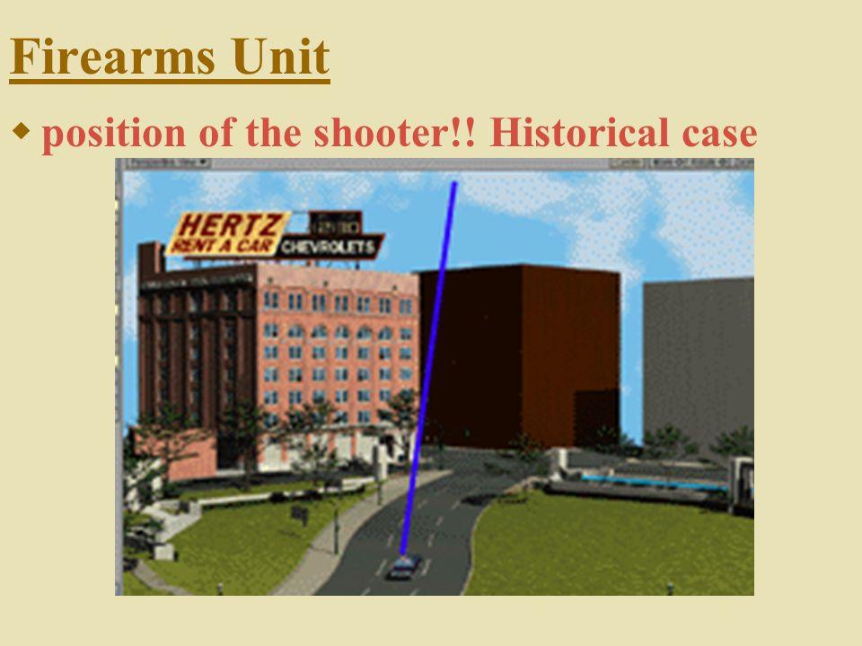 Firearms Unit Close Contact Gunshot Wound -.380 ACP close range wound with powder burns. Close Contact Gunshot Wound - muzzle flash injury from a M14