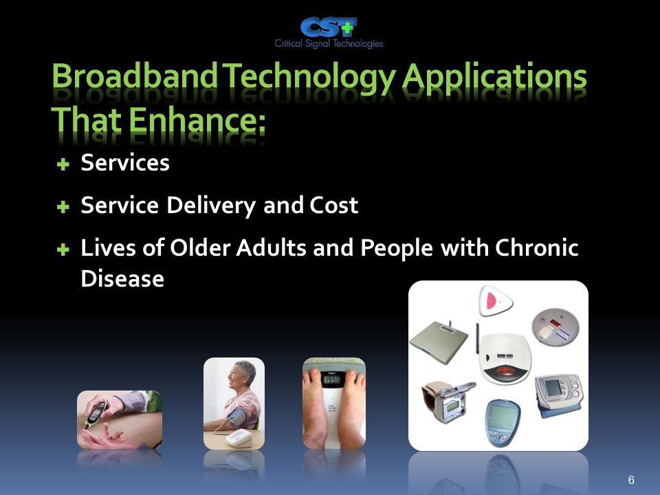 Services Service Delivery and Cost Lives of Older Adults and People with Chronic Disease 6