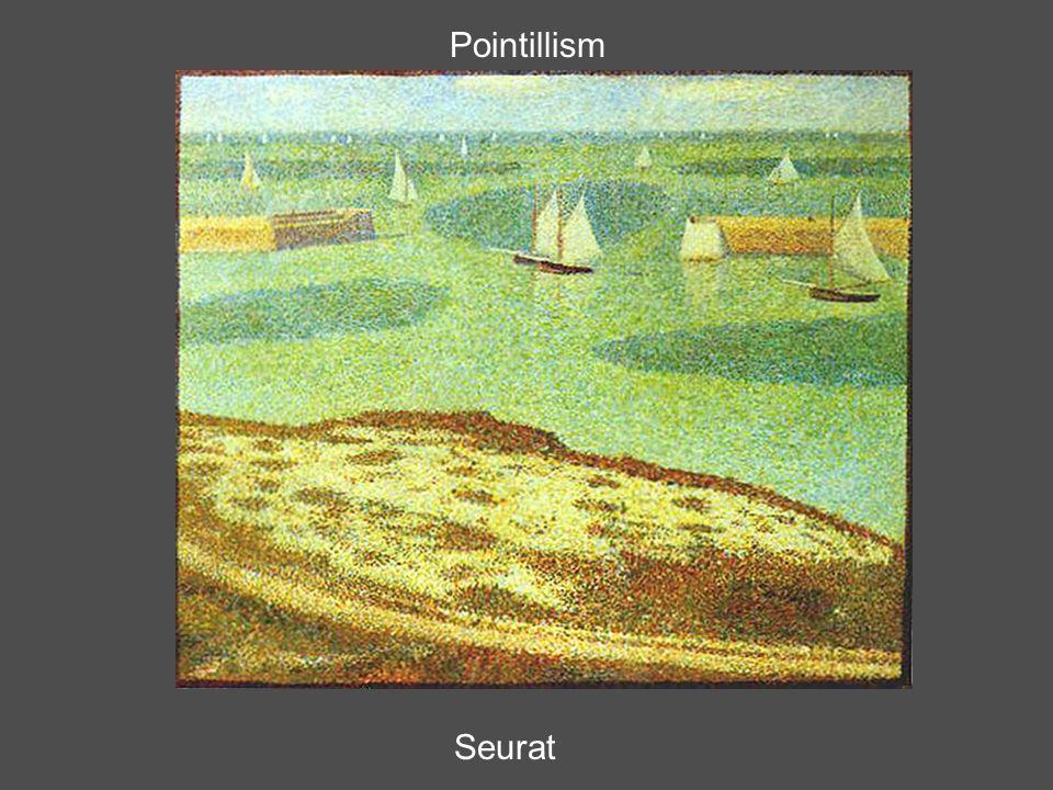 Pointillism Seurat
