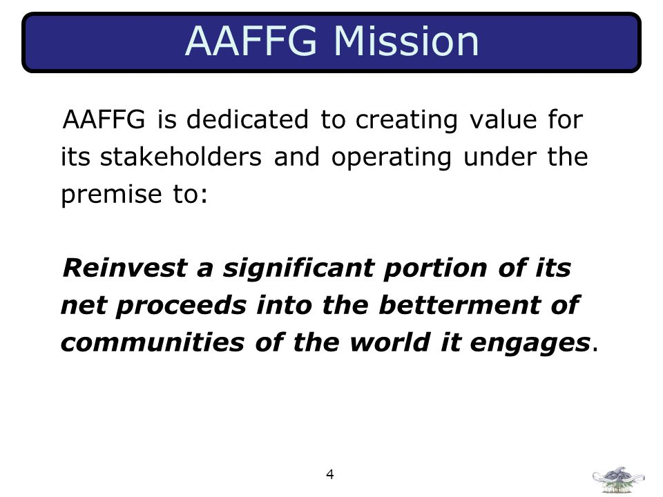 25 Oil Exploration Overview AAFFG receives 58% of revenues from wholly owned subsidiary - Aces Oil & Gas Aces owns lease claims covering 37,000 acres in Nye County, Nevada Reserves of 140 million barrels at shallow depths (~5,500 feet) Based on $100 per barrel less 50% for contingency = $7 billion Further deep reserves of 1.8 billion barrels (> 12,000 feet) or valuation of $90 billion Economic life is 20 years with 60% derived in Years 1-5