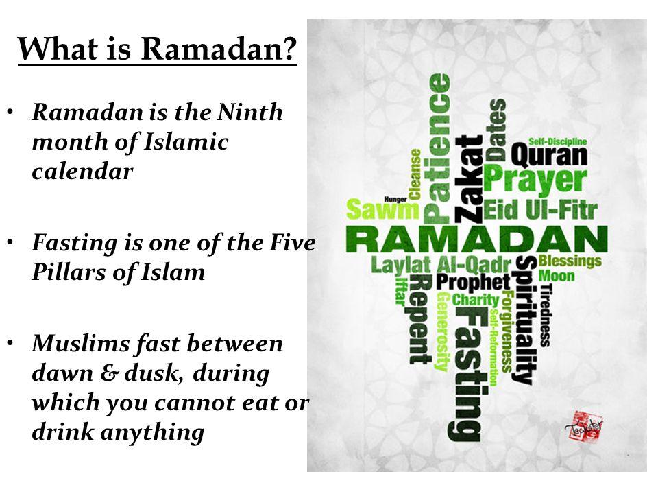 What is Ramadan.