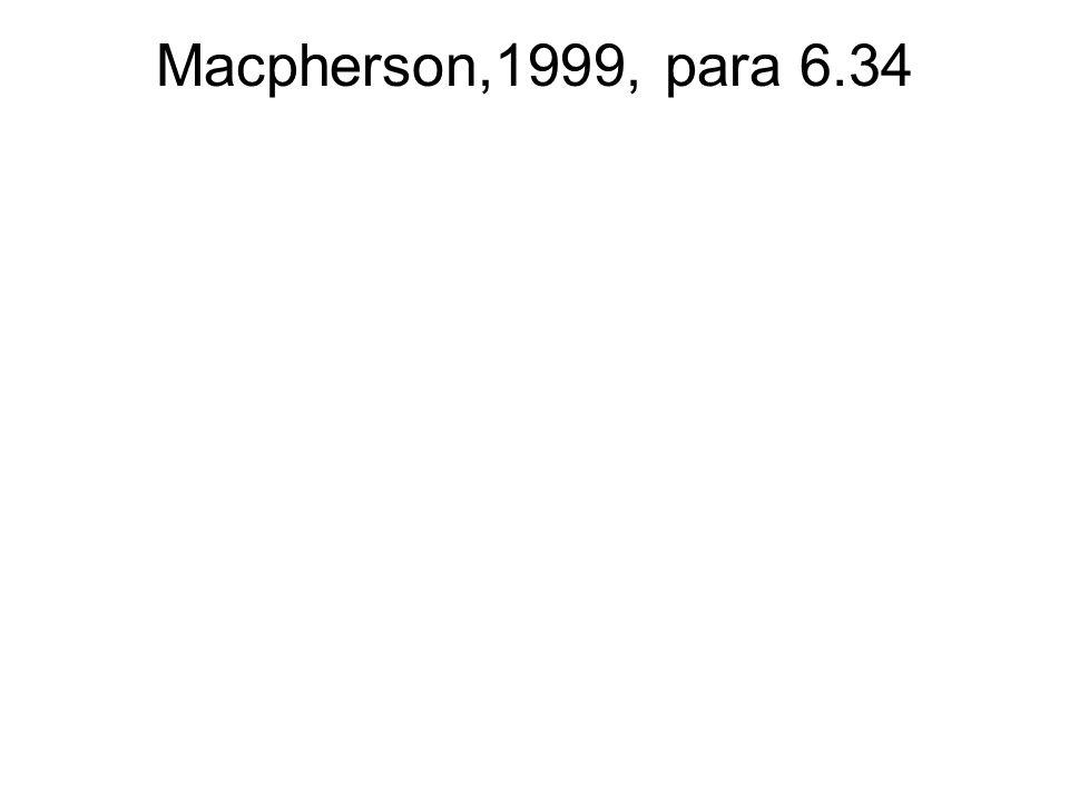 Macpherson,1999, para 6.34
