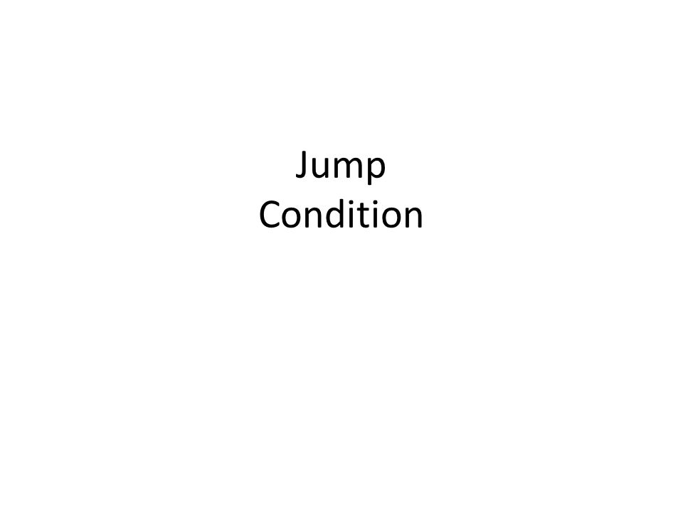 Topic Control Flow Structure – Conditional Jump – Unconditional Jump Control Flow Structures – IF-THEN – IF-THEN-ELSE – CASE Branches with Compound Conditions