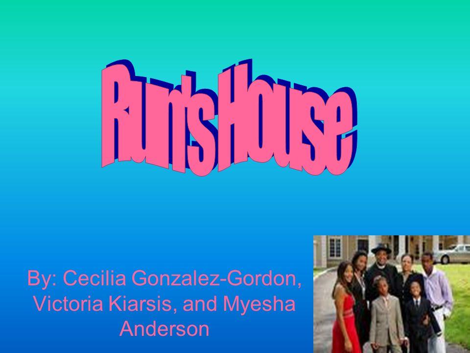 By: Cecilia Gonzalez-Gordon, Victoria Kiarsis, and Myesha Anderson