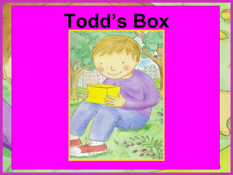 Anne Miller pp1 Todds Box