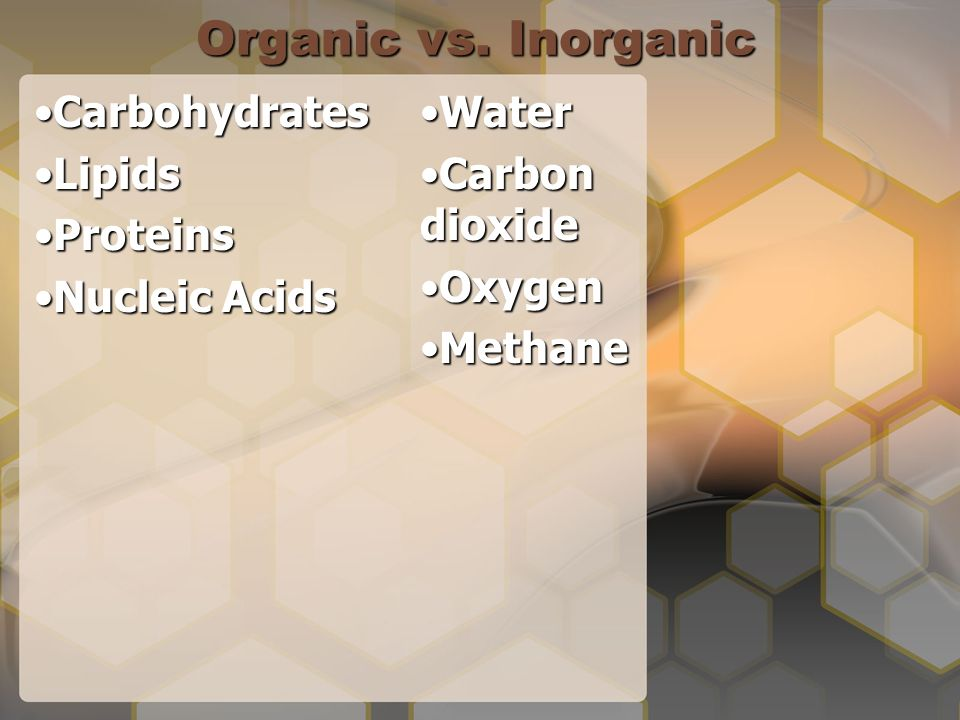 Carbohydrates Readily available source of energy Readily available source of energy Serve as raw material for synthesis of other molecules Serve as raw material for synthesis of other molecules Used as a structural component Used as a structural component Three major types is called: monosaccharide, Three major types is called: monosaccharide, disaccharides disaccharides polysaccharides polysaccharides
