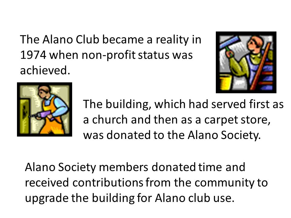 ALANO SOCIETY OF CARLTON COUNTY Place and Space for Community 12-Step Meetings