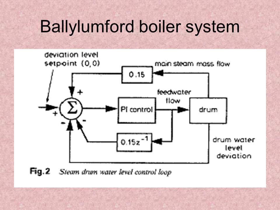 Ballylumford boiler system