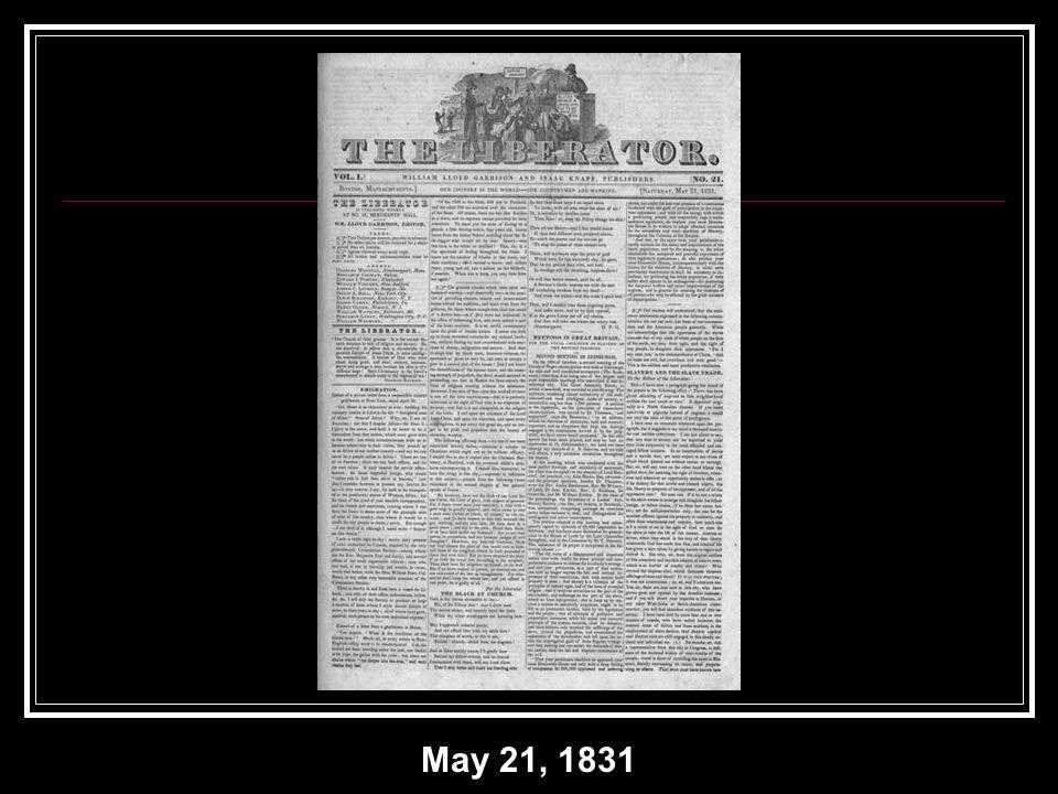 May 21, 1831