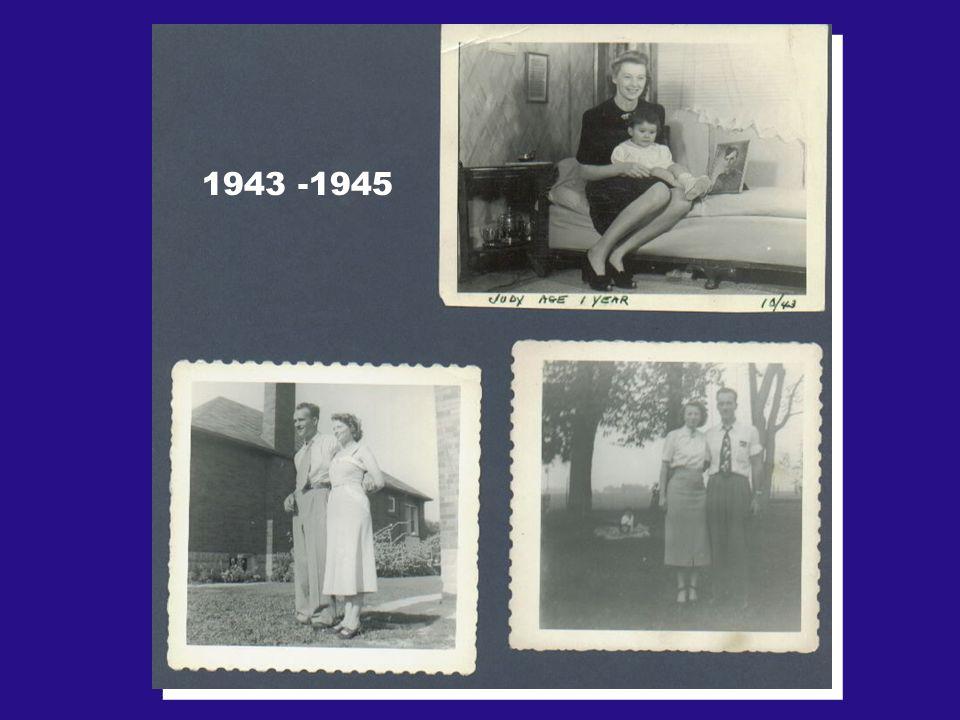 1943 -1945