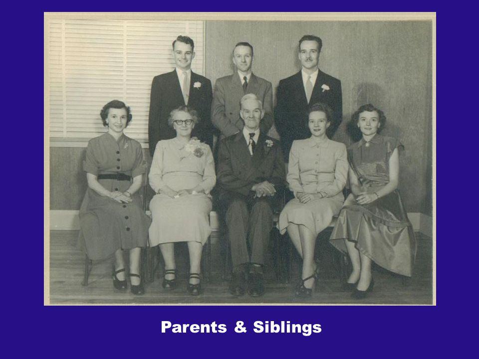 Parents & Siblings