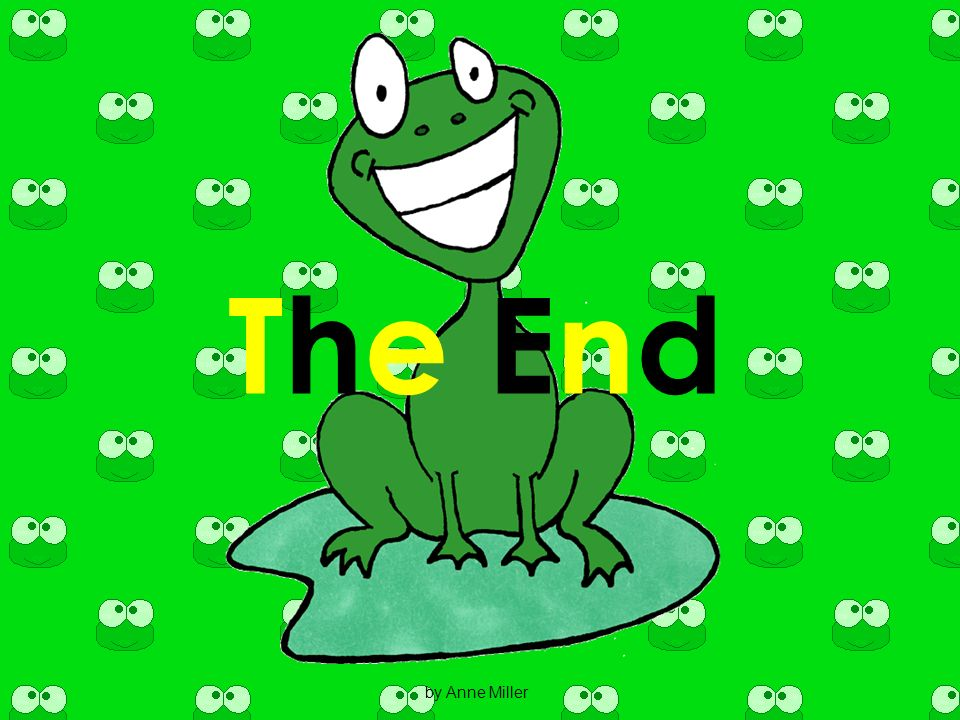 The End by Anne Miller