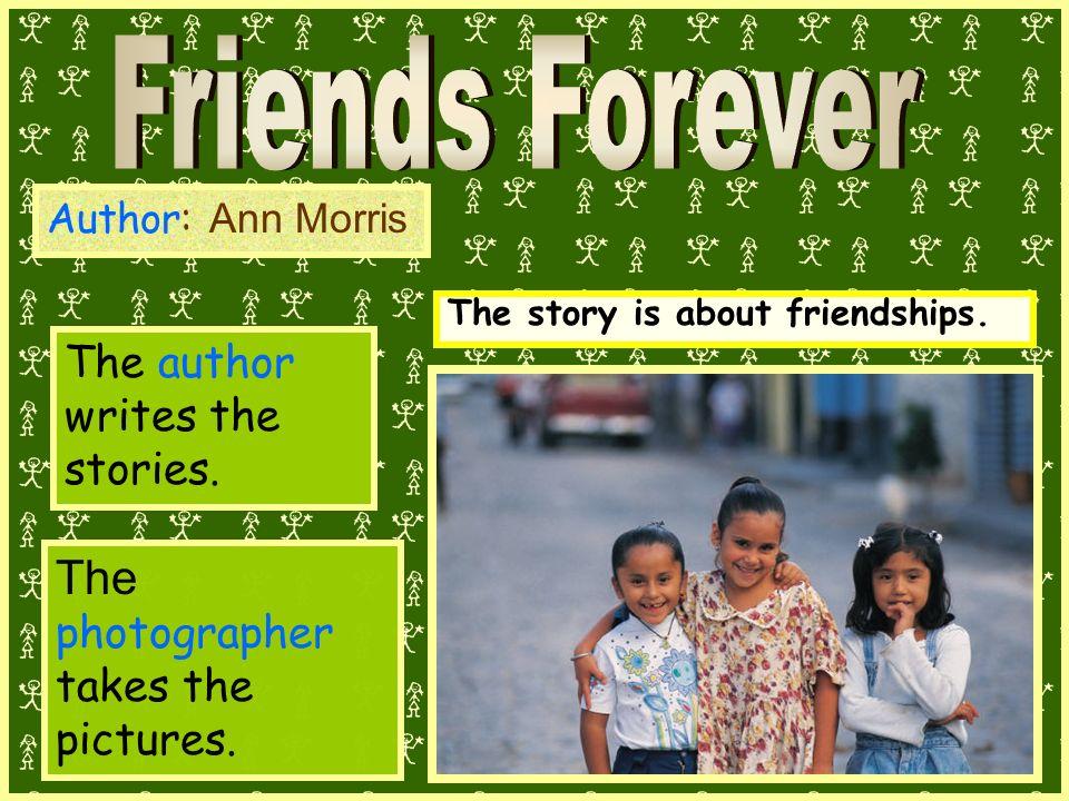 New words in the story: Friends Forever 1.stick 2.glad 3.hunt 4.shells 5.rocks 6.snack 7.sort 8.whisper 9.giggle 10.