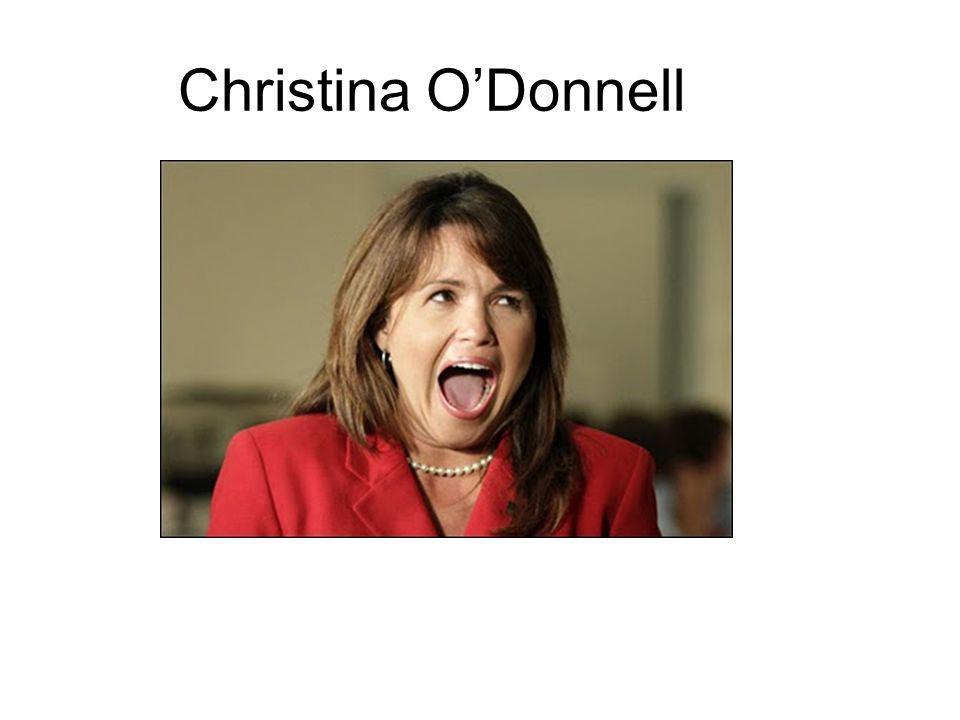 Christina ODonnell