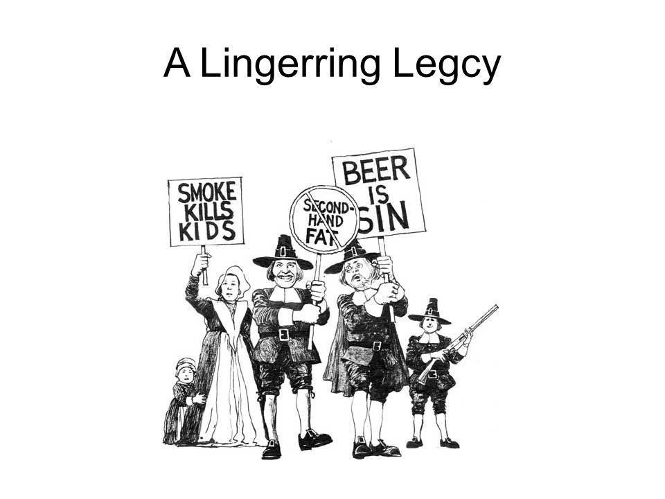 A Lingerring Legcy