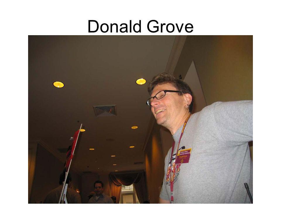 Donald Grove