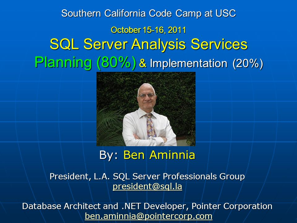 63 Additional References SQL Server Magazine Article – February 2008 http://www.sqlmag.com/Articles/ArticleID/97840/978 40.html?Ad=1SQL Server Magazine Article – February 2008 http://www.sqlmag.com/Articles/ArticleID/97840/978 40.html?Ad=1 http://www.sqlmag.com/Articles/ArticleID/97840/978 40.html?Ad=1 http://www.sqlmag.com/Articles/ArticleID/97840/978 40.html?Ad=1 SQL Server 2008 Analysis Services Step by Step – Scott CameronSQL Server 2008 Analysis Services Step by Step – Scott Cameron Data Mining with Microsoft SQL Server 2008 – Jamie MacLennanData Mining with Microsoft SQL Server 2008 – Jamie MacLennan Foundations of SQL Server 2005 Business Intelligence - Lynn LangitFoundations of SQL Server 2005 Business Intelligence - Lynn Langit Practical Business Intelligence with SQL Server 2005 - John C.