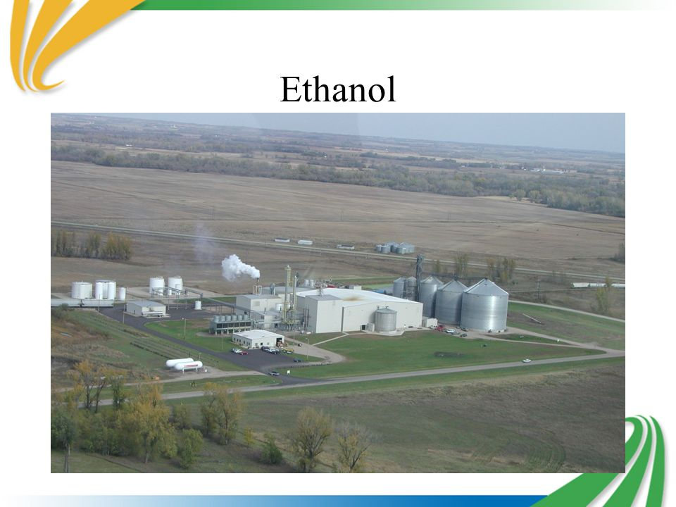 Ethanol Production Has Been Growing Rapidly