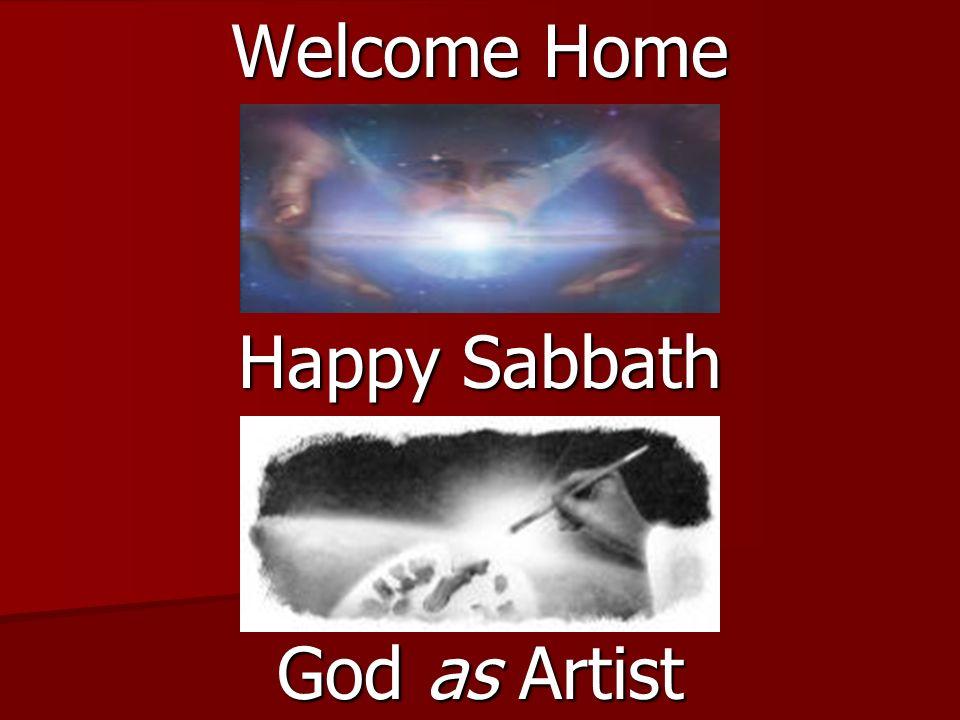LESSON 11 *March 10 - 16 God as Artist SABBATH AFTERNOON SABBATH AFTERNOON Read for This Week s Study: Read for This Week s Study: Isa.