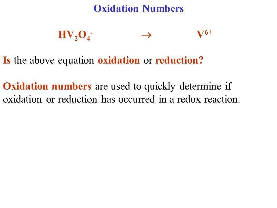 Oxidation # 0 -1 Fe(H 2 O) 5 (OH) 2+ ? + 0 -1 =+2