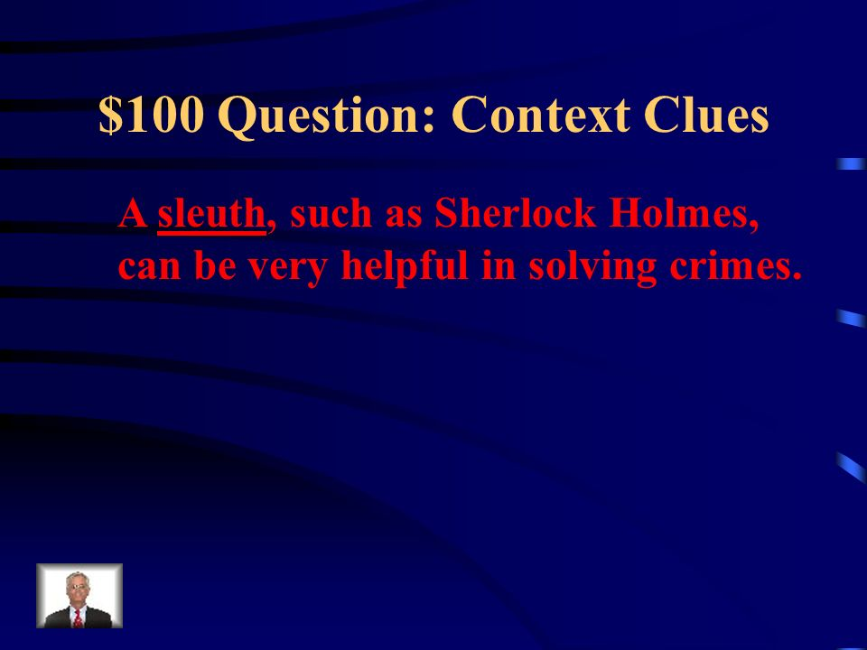 $500 Answer: Grammar What is B